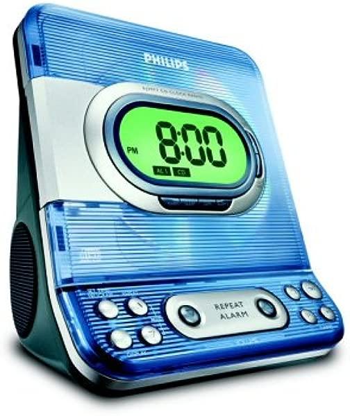 CD 时钟收音机与双报警和数字调幅调频屯由制造商停产