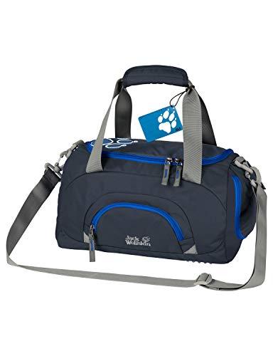 Jack Wolfskin Kinder Sporttasche Looks Cool Sporttasche, Night Blue, One Size, 2008271