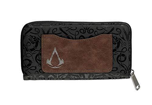 Assassin's Creed Valhalla - Logo - Geldbeutel