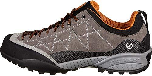 Zen Pro Chaussures de randonnée pour Homme - Marron - Gris (Charcoal Tonic Cocona Bnn Spyder II Soft), 42.5 EU EU