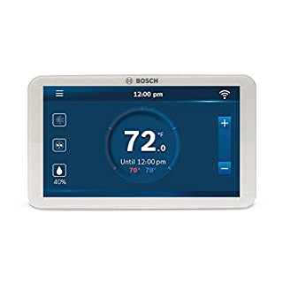BOSCH BCC100 Connected Control Wi-Fi Thermostat Compatible with Alexa (B073XHD8BB)   Amazon price tracker / tracking, Amazon price history charts, Amazon price watches, Amazon price drop alerts