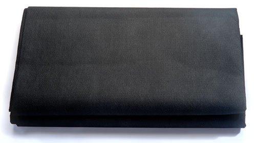 Sandkastenvlies 1,60 x 1,60 m schwarz - Schutzvlies für Sandkasten