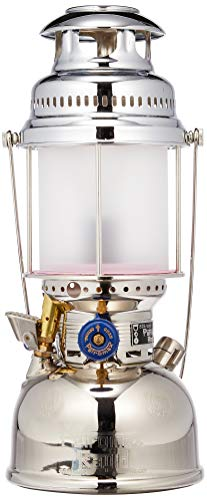 PETROMAX(ペトロマックス) 電気ランタン エレクトロ ニッケル 家庭用コンセント使用 60W 【日本正規品】 12508