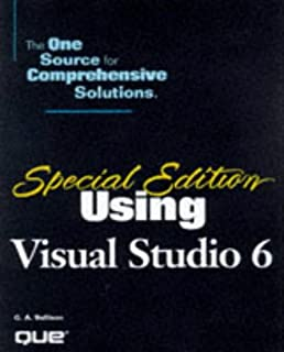 Special Edition Using Visual Studio 6 (Using ... (Que))