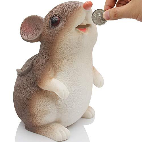 Mouse Piggy Bank
