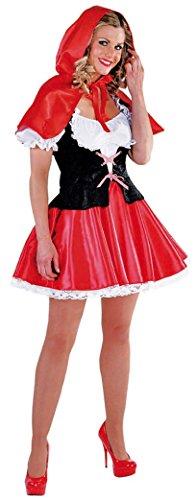 M213166-L - Disfraz de Caperucita Roja para mujer, talla L