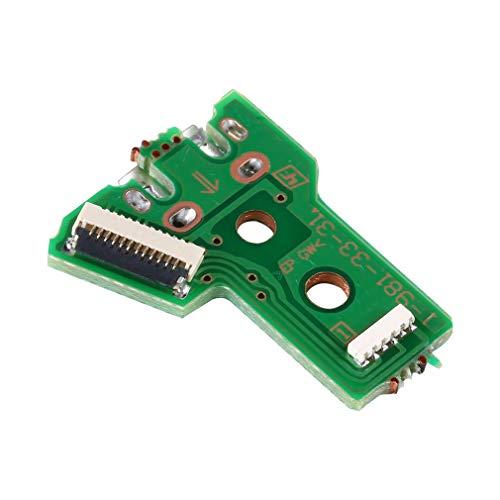 Puerto de carga USB Junta 14 Pin JDS-040 para Sony PS4 Controlador Dualshock