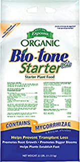 Espoma (BTSP25) Biotone Starter and Natural Plant Food 25lb