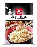 Arnaboldi Riso per Sushi alla Giapponese, Sushi Rice [1 Confezione da 500g]