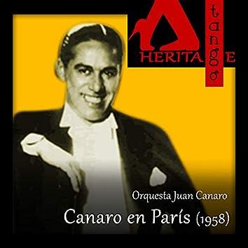 Canaro en París (1958)