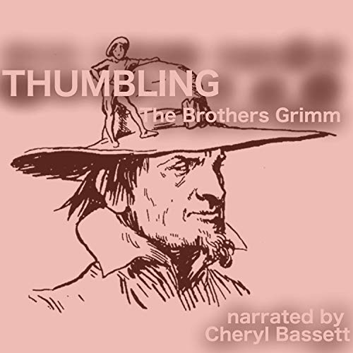 Thumbling audiobook cover art