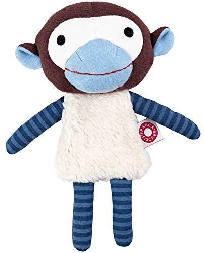 フランク&フィッシャー FRANCK&FISCHER 玩具 おもちゃ ぬいぐるみ オーガニック コットン コットンフリース 動物 サル  ソフトトイ スリム タイガー
