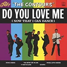 Do You Love Me by Contours (2013-11-20)