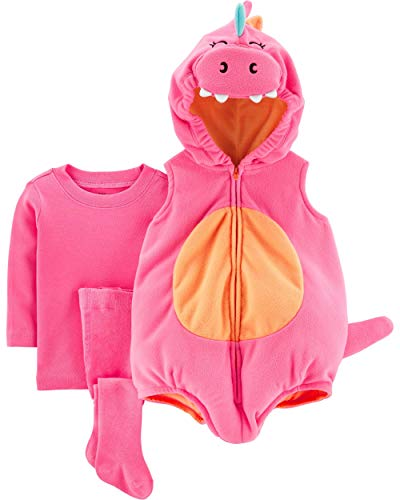 Carter's Baby Halloween Costumes, Pink Dragon, 6-9 Months