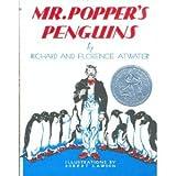Mr. Popper's Penguins [Hardcover]