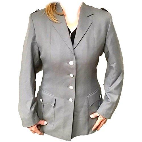 4er Pack Uniformjacke Uniform Jacke Bundeswehr HEER grau BW unsortierte Größen