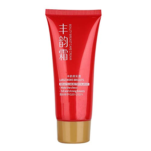 Natural Breast Enlargement Cream, 60ml Ginseng Extract Enlarging, Firming and Lifting Beauty Skin Care Improve Body Shape Anti-Sagging Product