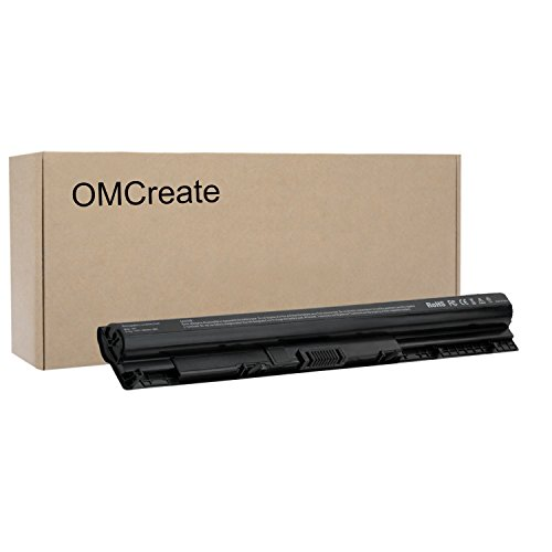 OMCreate Battery Compatible with M5Y1K for DELL Inspiron 5558 5555 5755 5559 5758 5551 3451 3552, Vostro 3458 3558