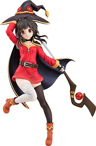 KADOKAWA Megumin Sneaker Bunko 30th Anniversary Ver. Bless Your Wonderful World! 1: 7 Pre-Painted PVC Figure