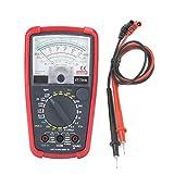 Nitrip KT7244L Multimetro analogico portatile di precisione ad alta sensibilità multifunzione