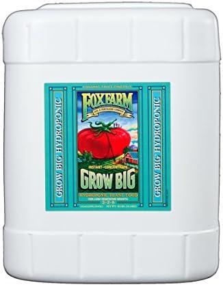 Fox Farm FX14013 Grow Big Liquid Vegetative Fertilizer 5 Gallon product image