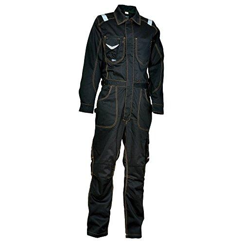 Cofra S.r.l. 40-00V00505-52 Cofra Overall PIT-STOP V005-0-05 Mechaniker Arbeitsoverall 52,...