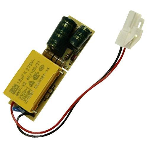 Iberna Elektronische LED-Platine – Kühlschrank, Gefriertruhe – Candy, Rosen, Hoover, Baumatic, GASFIRE