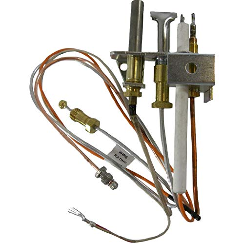 Heatilator and Heat-n-Glo Natural Gas Pilot Assembly 4021-732