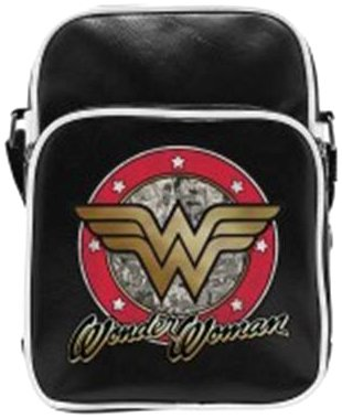 ABYstyle-Abybag234 Dc Comics Zainetto Wonder Woman, ABYBAG234