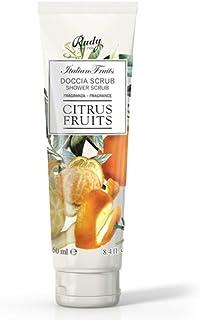 RUDY Italian Fruits Series ルディ イタリアンフルーツ Shower Scrub シャワースクラブ Citrus Fruits