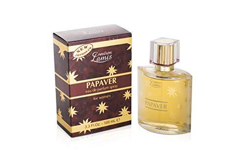 Creation Lamis Papaver for Women, 1er Pack (1 x 100 ml)
