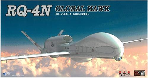 1/72 Drohnen RQ-4N Global Hawk Navy-Typ (Japan-Import)