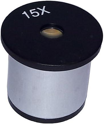 GEMKOLABWELL 15X Microscope Hygenian Eye-Piece Optik Lens