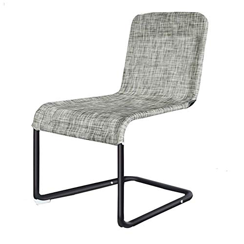 A-Lnice Mesh Cloth Chair Ohne Sessel Bequeme Schlafsessel - Klappbarer Schlafzimmerlesesessel...