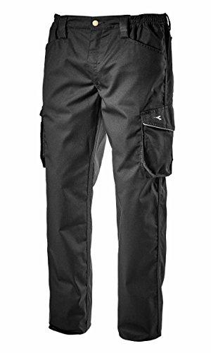 "Arbeitshosen\""Cargo pants\"" STAFF ISO 13688:2013, BLACK, Gr. 3XL"
