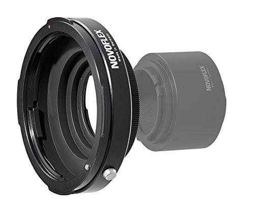 Novoflex Adapter für Hasselblad Objektive auf Novoflex A-Mount (Haring) Schwarz