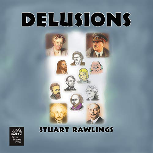 Delusions audiobook cover art