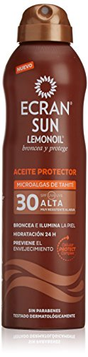 Ecran Sun Lemonoil Oil Spray SPF30 Protector Solar - 250 ml