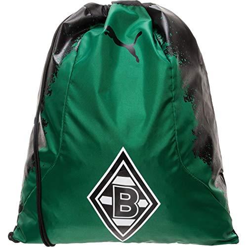 PUMA BMG Fanwear Gym Sack Turnbeutel, Power Green Black, UA