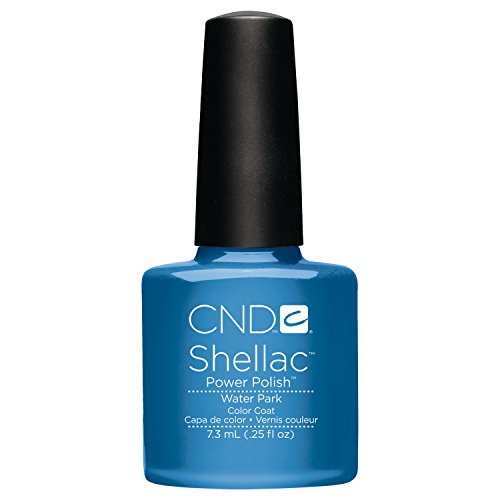 CND Shellac Water Park - 7.3 Ml