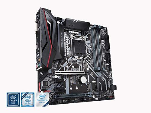 Build My PC, PC Builder, Gigabyte Z390 M GAMING