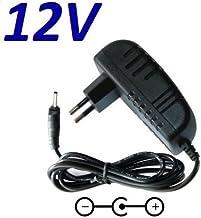 Cargador Corriente 12V Reemplazo Tablet AIRIS OnePAD 1100x2 TAB11D Recambio Replacement