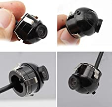 Surveillance Recorder 18.5Mm Universal Car Camera 360-Way Rotation Blind Zone Side Mount Rear View All-Round Mountable