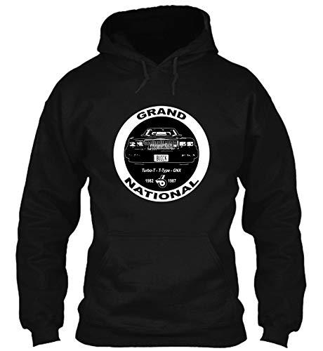 Buick Grand National #HDB Long Sleeve T-Shirt - Hoodie - Crewneck Sweatshirt Black