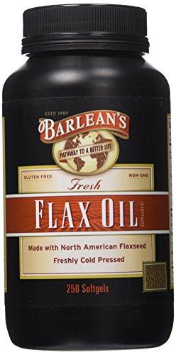 barleans flax seed oil - 5