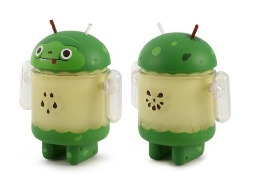 Core Dump Android Series 4 Designer Vinyl Mini Figure Google