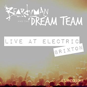 Beardyman presents The Dream Team, Live at Electric Brixton