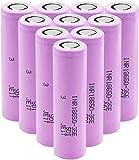 Cycle Ni-Mh Pre-Charged Rechargeable Batteriesbaterías De Litio Recargable Inr18650 35E Li Ion 3.7V 3500Mah para Luz Led Linterna Led-8Piezas-10_Piezas