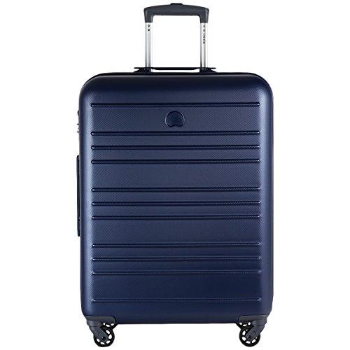 Delsey Carlit luggage Trolley 4R 66 Blue