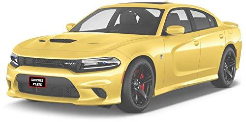 2015-2018 Dodge Charger SRT392 Scatpack Hellcat STO-N-SHO Removable Front License Plate Bracket